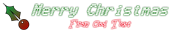 Font Venetia Monitor Christmas Symbol Logo Preview