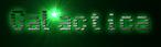 Font Venetia Monitor Galactica Logo Preview