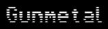 Font Venetia Monitor Gunmetal Logo Preview