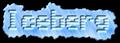 Font Venetia Monitor Iceberg Logo Preview