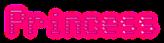 Font Venetia Monitor Princess Logo Preview