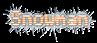 Font Venetia Monitor Snowman Logo Preview