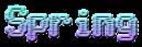 Font Venetia Monitor Spring Logo Preview