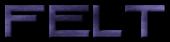 Font Venus Rising Felt Logo Preview