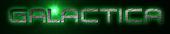 Font Venus Rising Galactica Logo Preview