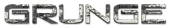 Font Venus Rising Grunge Logo Preview