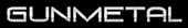 Font Venus Rising Gunmetal Logo Preview