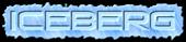 Font Venus Rising Iceberg Logo Preview