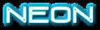 Font Venus Rising Neon Logo Preview