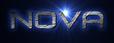 Font Venus Rising Nova Logo Preview