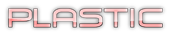 Font Venus Rising Plastic Logo Preview