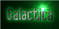 Font Vibrolator Galactica Logo Preview