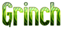 Font Vibrolator Grinch Logo Preview