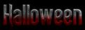 Font Vibrolator Halloween Logo Preview
