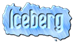 Font Vibrolator Iceberg Logo Preview