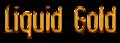 Font Vibrolator Liquid Gold Logo Preview