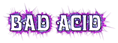Font Victorias Secret Bad Acid Logo Preview