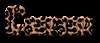 Font Vixene Cheetah Logo Preview