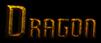 Font Vixene Dragon Logo Preview