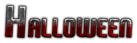 Font Vixene Halloween Logo Preview
