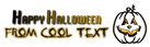 Font Vixene Halloween Symbol Logo Preview