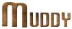 Font Vixene Muddy Logo Preview