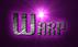 Font Vixene Warp Logo Preview