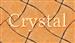 Font Vollkorn Crystal Logo Preview