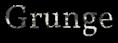 Font Vollkorn Grunge Logo Preview