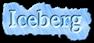Font Vollkorn Iceberg Logo Preview