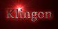 Font Vollkorn Klingon Logo Preview