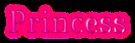Font Vollkorn Princess Logo Preview