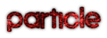 Font Xenophone Particle Logo Preview