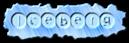 Font Xeroprint Iceberg Logo Preview