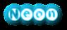 Font Xeroprint Neon Logo Preview