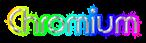 Font Xpressive Chromium Logo Preview