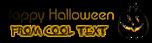 Font Xpressive Halloween Symbol Logo Preview