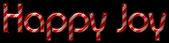 Font Xpressive Happy Joy Logo Preview