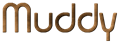 Font Xpressive Muddy Logo Preview