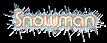 Font Xpressive Snowman Logo Preview