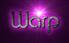 Font Xpressive Warp Logo Preview