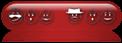Font Xprssionism Hot Rod Button Logo Preview