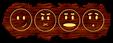 Font Xprssionism Slab Logo Preview