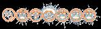 Font Xprssionism Snowman Logo Preview