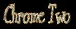 Chrome Two Logo Style
