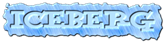 Font Yahoo! Iceberg Logo Preview