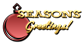 Font Yahoo! Seasons Greetings Logo Preview