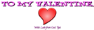 Font Yahoo! Valentine Symbol Logo Preview