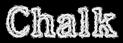 Font 顏楷體繁 Yan Kai Chalk Logo Preview
