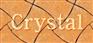 Font 顏楷體繁 Yan Kai Crystal Logo Preview